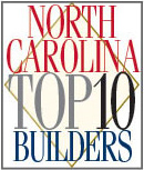 North Carolina Top Home Builders